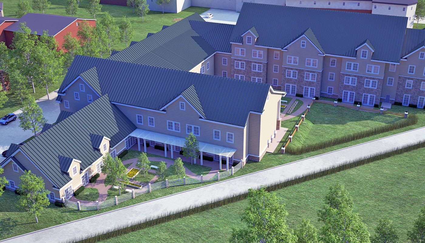 Assisted Living Parkview Frisco TX