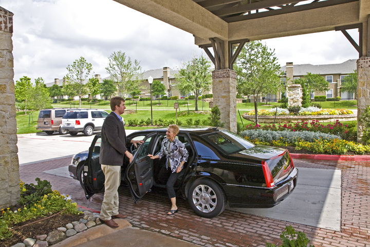 You'll marvel at all the amenities and services we have to offer.