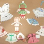 Dale Gaskins, New Form of Paper Dolls Using Muslin