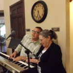 Mr. Greg Anderson - Rock'n the night away and leaning on the keys !