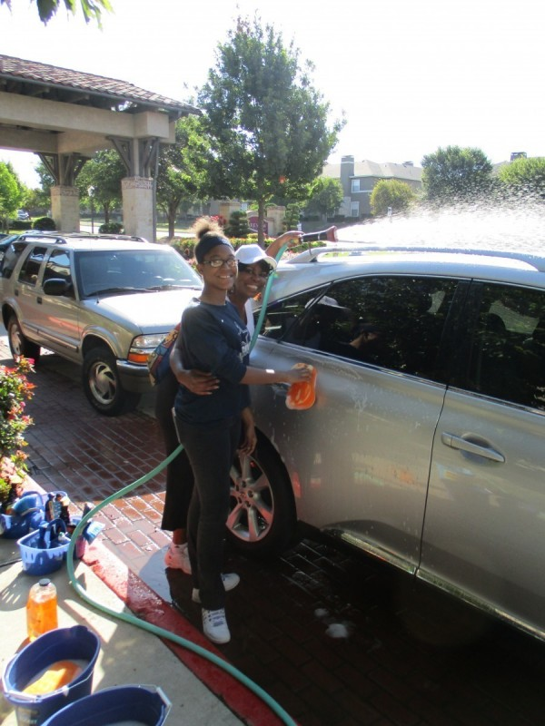Watermark for kids scrub shine car wash fundraiser parkview in go back to life at parkview in frisco solutioingenieria Choice Image