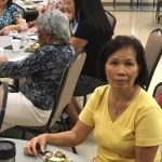 Senior Center guests were treated to a variety of cultural favorites.