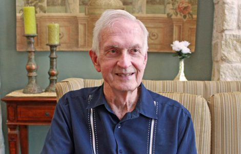Resident Dennis Guill is Enjoying Carefree Living, Engaging Programs and Friendly Neighbors at Parkview in Frisco