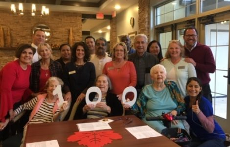 Creating and Celebrating Success – Parkview Inn and Gardens Celebrate 100% Occupancy