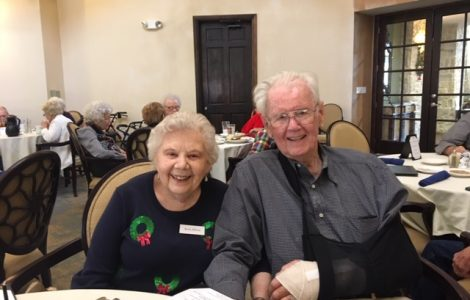 Parkview's Betty and Ralph Ehren Celebrate their 65th Anniversary