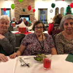 Patsy, Sandy and Mary Anne