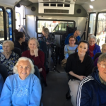 A Full Bus That's Ready To Roll!