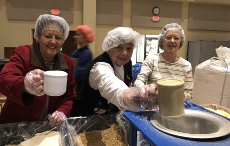 Parkview Town Center Residents Make a Global Difference!